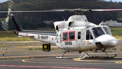 D-HHPP - Bell 412 - Agrarflug Helilift