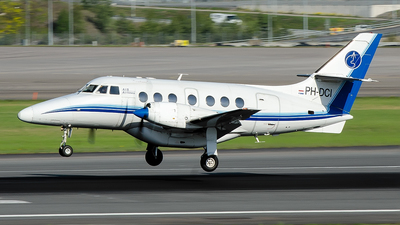 PH-DCI - British Aerospace Jetstream 32 - AIS Airlines