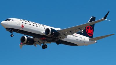 C-FSJJ - Boeing 737-8 MAX - Air Canada