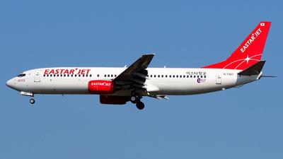 HL7567 - Boeing 737-86N - Eastar Jet