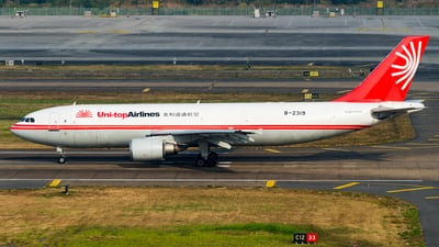 B-2319 - Airbus A300B4-605R(F) - Uni-Top Airlines