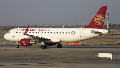 B-304G - Airbus A320-214 - Juneyao Airlines