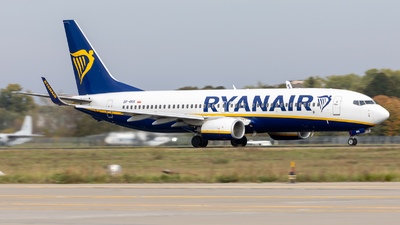 A picture of SPRKK - Boeing 7378AS - Ryanair - © IhorKolesnyk