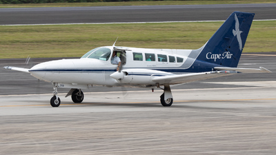 N258PB - Cessna 402C - Cape Air
