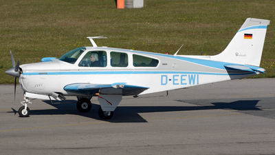 D-EEWI - Beechcraft F33A Bonanza - Private