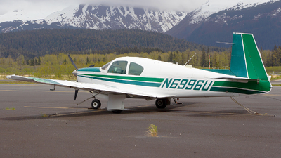 N6996U - Mooney M20C - Private