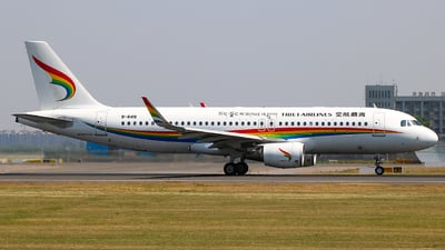 B-8418 - Airbus A320-214 - Tibet Airlines