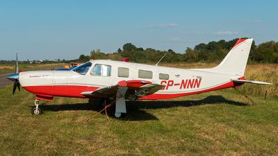 SP-NNN - Piper PA-32R-301T Saratoga II TC - Private