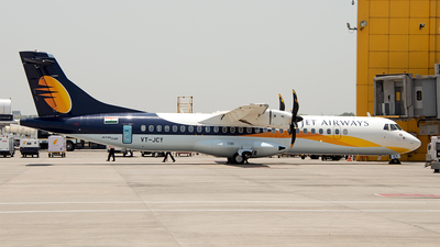 VT-JCY - ATR 72-212A(600) - Jet Airways