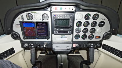 I-EAAB - Tecnam P2002JF Sierra - Private