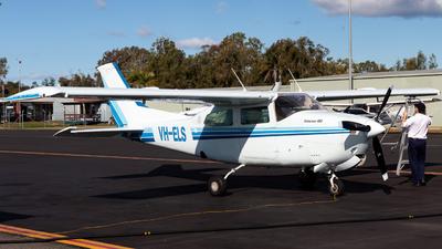 A picture of VHELS - Cessna 210L Centurion - [21059519] - © Josh Deitz