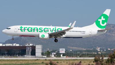 F-GZHC - Boeing 737-8K2 - Transavia France