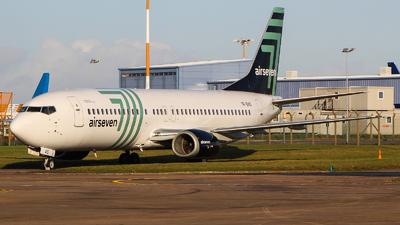 YR-BAS - Boeing 737-430 - AirSeven (Copenhagen Air Taxi)