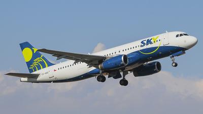 CC-ADO - Airbus A320-231 - Sky Airline