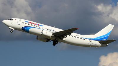 VQ-BIK - Boeing 737-48E - Yamal Airlines