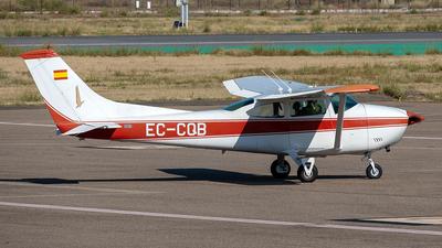 EC-CQB - Cessna 182P Skylane - Private
