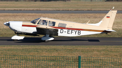 A picture of DEFYB - Piper PA32300 Cherokee Six - [327340188] - © Marcel Hagemann