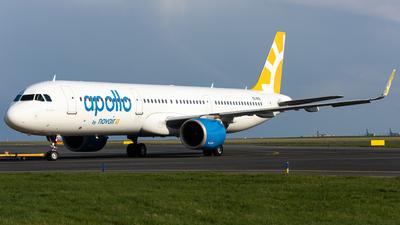 SE-RKB - Airbus A321-251N - Novair