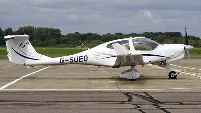 G-SUEO - Diamond DA-40NG Diamond Star - Private