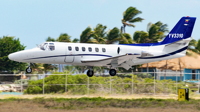 YV3310 - Cessna 550 Citation II - Private