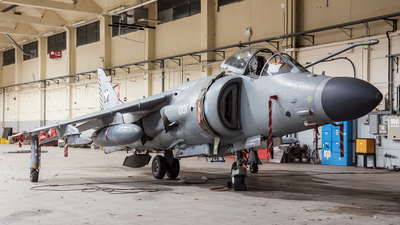 ZH796 - Hawker Siddeley Sea Harrier F/A.2 - United Kingdom - Royal Navy