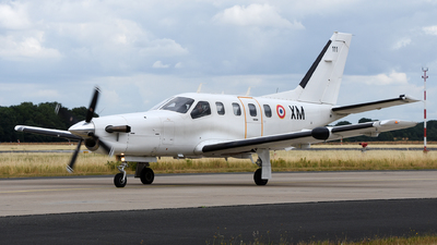111 - Socata TBM-700 - France - Air Force