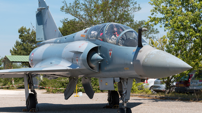 504 - Dassault Mirage 2000B - France - Air Force
