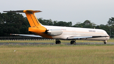 PK-OCT - McDonnell Douglas MD-82 - Airfast Indonesia