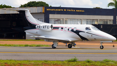 A picture of PRVFC - Embraer Phenom 100 - [50000231] - © Lucas Gabardo