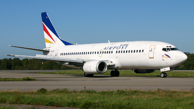 F-GIXI - Boeing 737-348(QC) - Europe Airpost