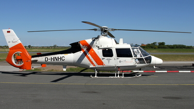 D-HNHC - Aérospatiale SA 365C3 Dauphin 2 - Northern Helicopter