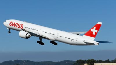 A picture of HBJNB - Boeing 7773DE(ER) - Swiss - © Rui Marques