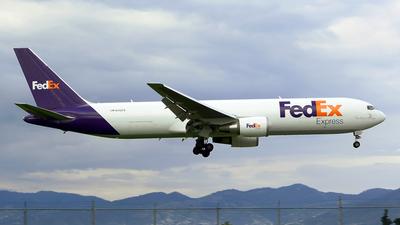 N112FE - Boeing 767-3S2F(ER) - FedEx