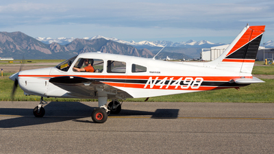 N41498 - Piper PA-28-151 Cherokee Warrior - Private
