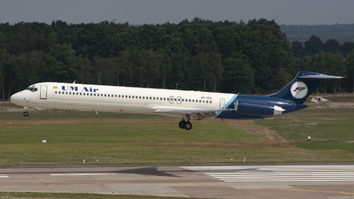 UR-CFG - McDonnell Douglas MD-82 - UM Air (Ukrainian Mediterranean Airlines)