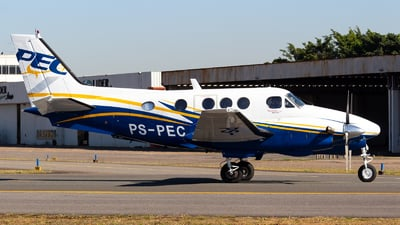 PS-PEC - Beechcraft C90 King Air - PEC Aviation