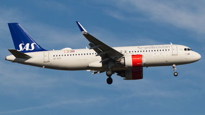 SE-ROO - Airbus A320-251N - Scandinavian Airlines (SAS)