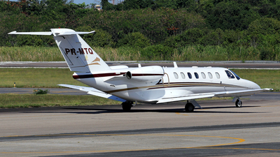PR-MTQ - Cessna 525 Citation CJ3 - Private