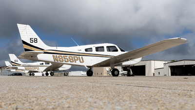 N858PU - Piper PA-28-181 Archer TX - Purdue University