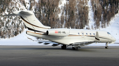 OE-HIL - Bombardier BD-100-1A10 Challenger 350 - Private