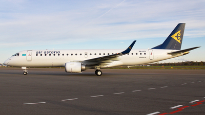 P4-KCI - Embraer 190-100LR - Air Astana