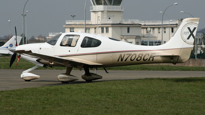 N708CR - Cirrus SR22T - Private