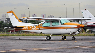 PP-YGO - Cessna T210N Turbo Centurion II - Private