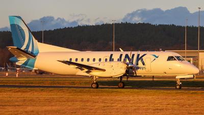 VH-VEB - Saab 340B - Link Airways
