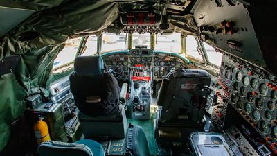 VH-EAG - Lockheed C-121C Super Constellation - Historical Aircraft Restoration Society (HARS)