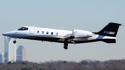 N160MG - Bombardier Learjet 60 - Private
