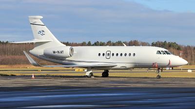 M-IKAT - Dassault Falcon 2000EX - Private