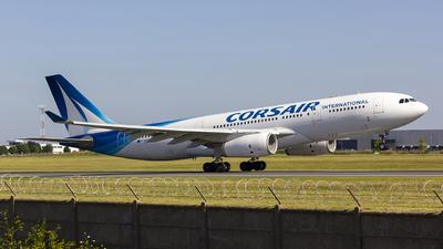 A picture of FHCAT - Airbus A330243 - Corsair - © Matthias Caroff