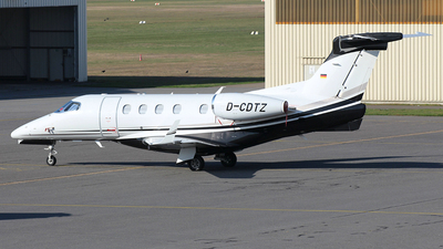 D-CDTZ - Embraer 505 Phenom 300 - Private