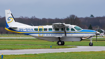 JU-2114 - Cessna 208B Grand Caravan - Blue Sky Aviation